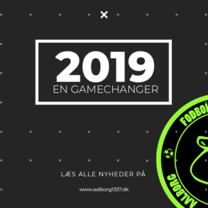 2019 - En gamechanger